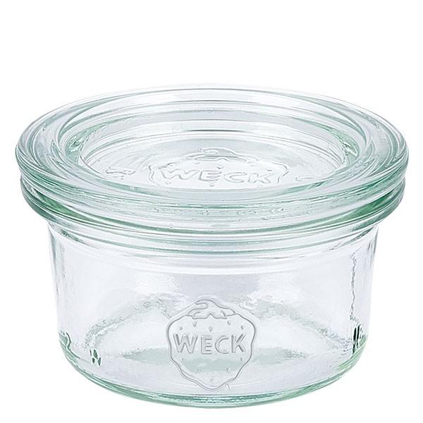 Weckglas - Unterteil 50ml + Deckel