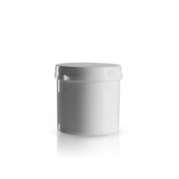 375ml Schraubdose mit Originalitätsverschluss weiß