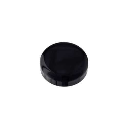Schraubverschluss schwarz GCMI400/48