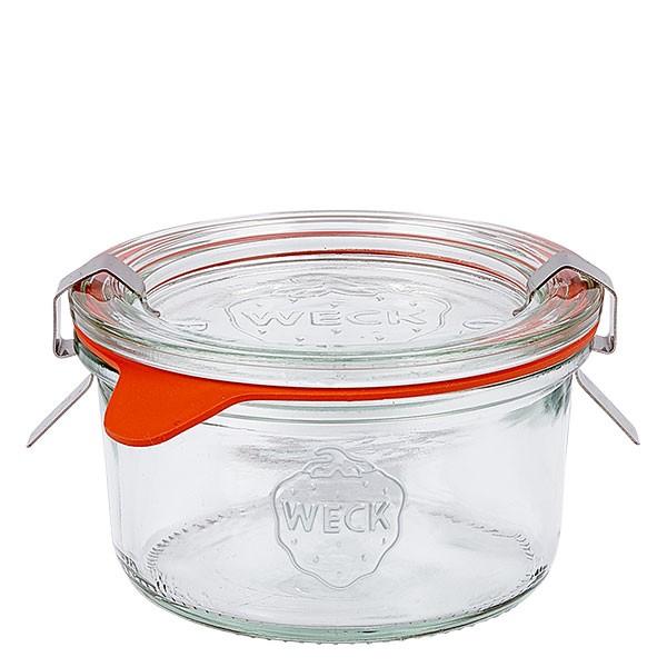 Weckglas - Einmachglas 165ml komplett