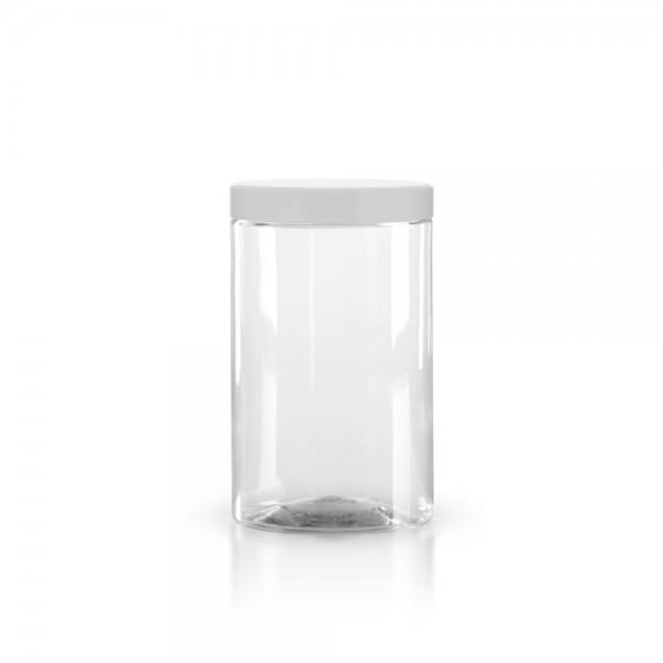 400ml Weithalsdose - PET Packer klar