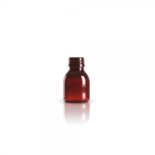 PET Medizinflasche (Sirupflasche) 60ml