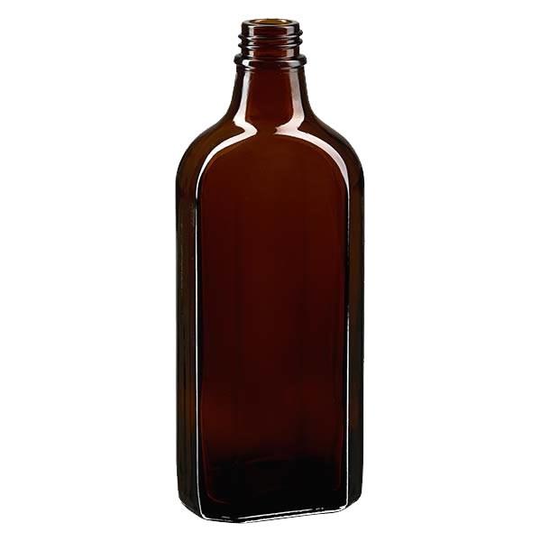 Meplatflasche braun 200ml