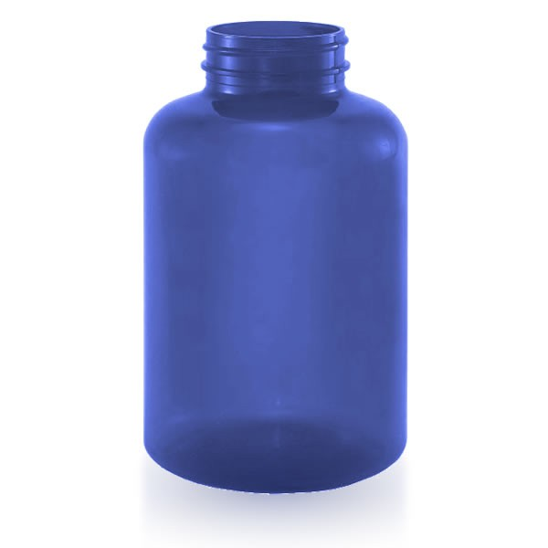 PET Packer 500 ml blau EH