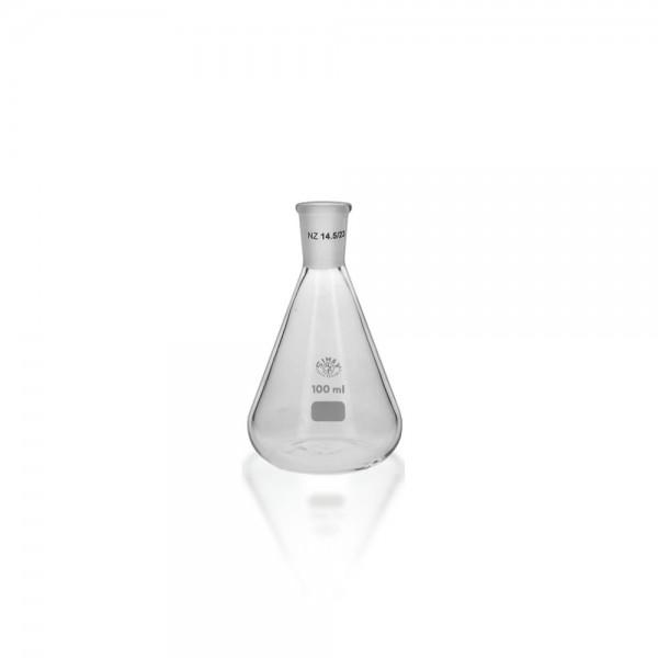 Erlenmeyerkolben 100 ml NS 14/23 ISO 4797