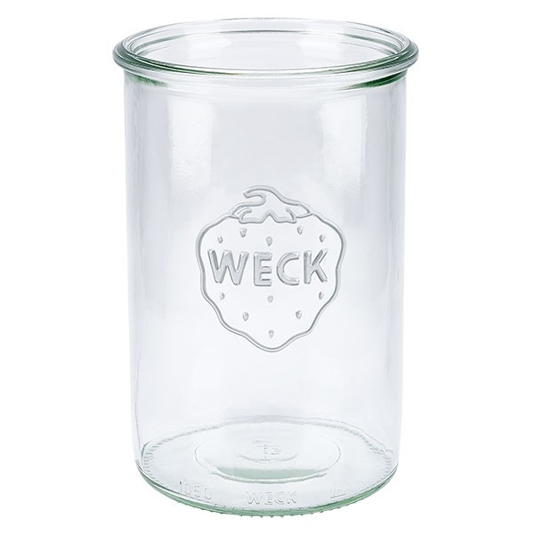 Weckglas - Unterteil 1050ml