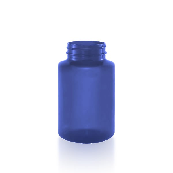PET Packer 100 ml blau EH