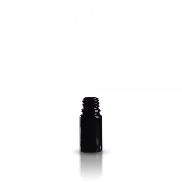 Violettglas Tropfflasche 5ml