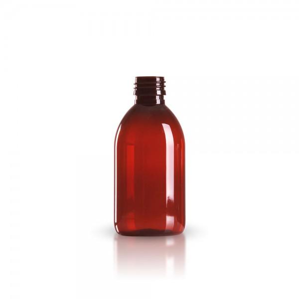 PET Medizinflasche (Sirupflasche) 250ml