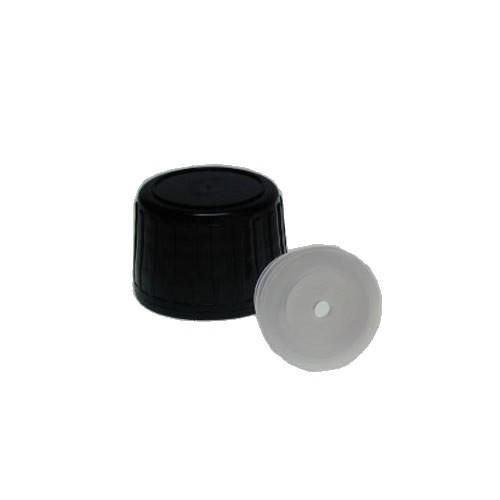 Schraubverschluss mit Spritzeinsatz DIN28 OV