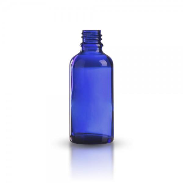Blauglas Tropfflasche 50 ml