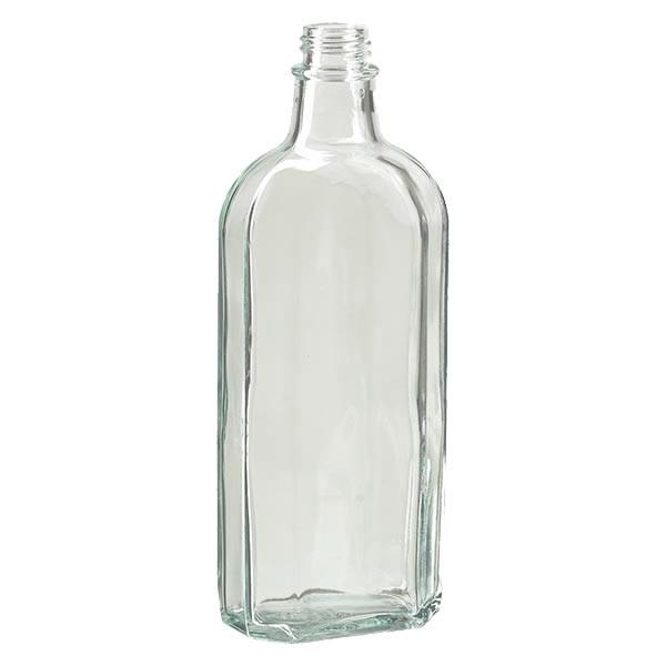 Meplatflasche klar 250ml