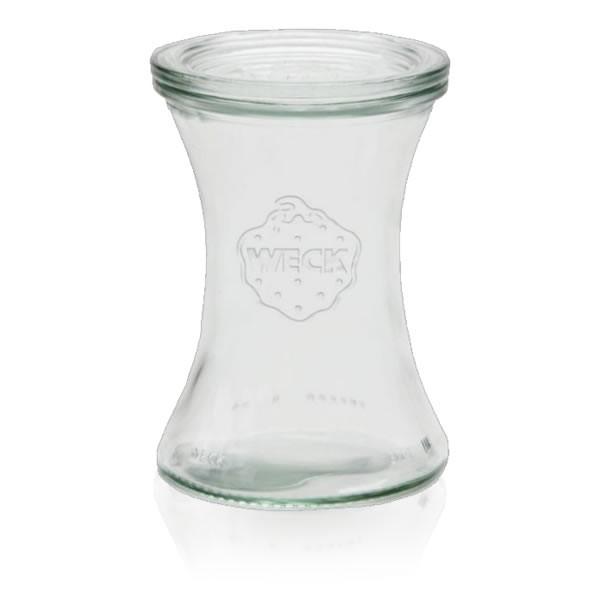 Weck Delikatessenglas 370ml Unterteil + Deckel