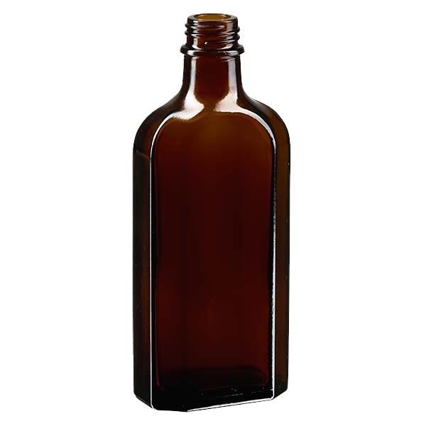 Meplatflasche braun 150ml