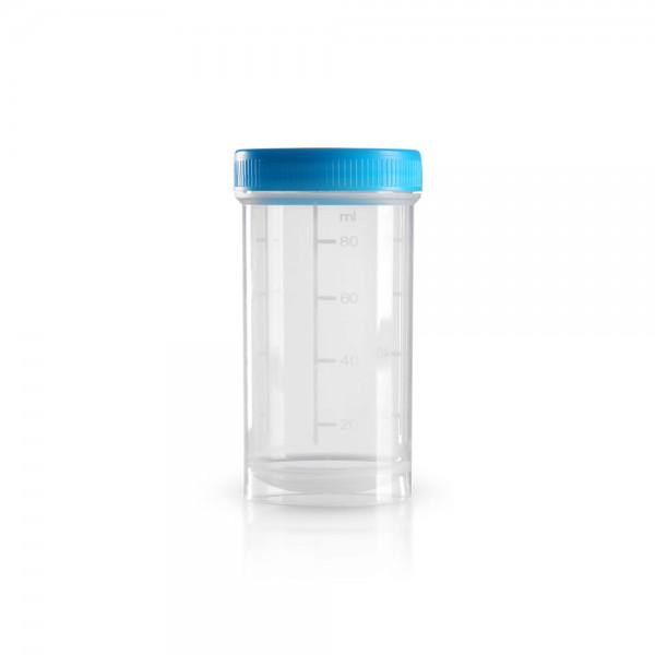 100 ml Kunststoffdose (Pathogefäß)